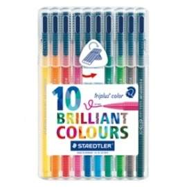Staedtler tush triplus color