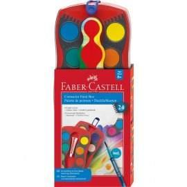 Faber-castell vandfarver 24 stk