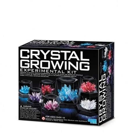 Crystal dyrkning