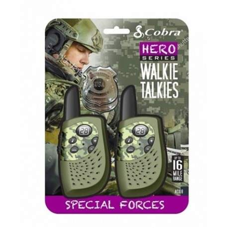 Walkie Talkies grøn