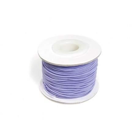 Lyselilla elastiksnor