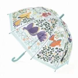 Djeco paraply fugle