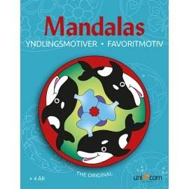 Mandalas Yndlingsmotiver