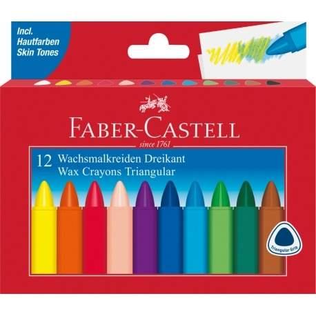 Faber Castell 12 12 fedt farver