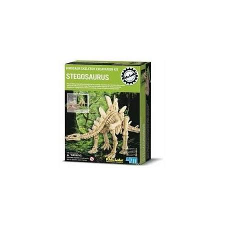 Dig-A-Dino skeleton - Stegosaurus