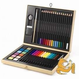 Djeco æske med farver