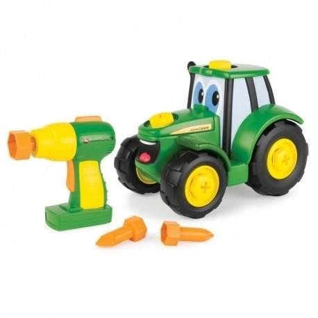 John Deere byg din traktor