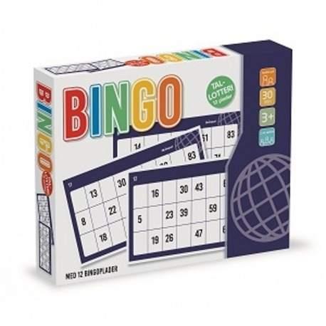 Bingo spil