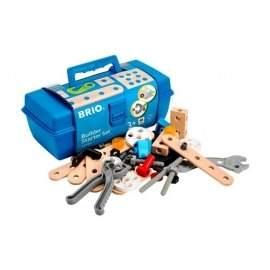 Brio builder værktøjs kasse