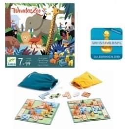 Deco Wonder Zoo spil