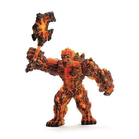 Lava monster